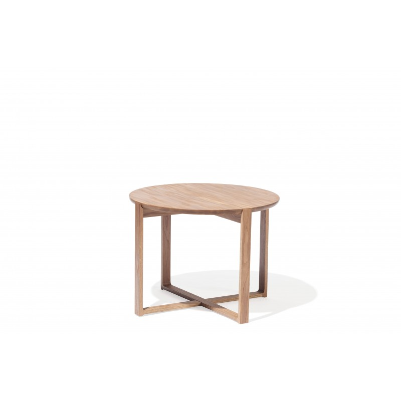 Table Medium - DELTA-COFFEE - Chêne - Livraison Offerte