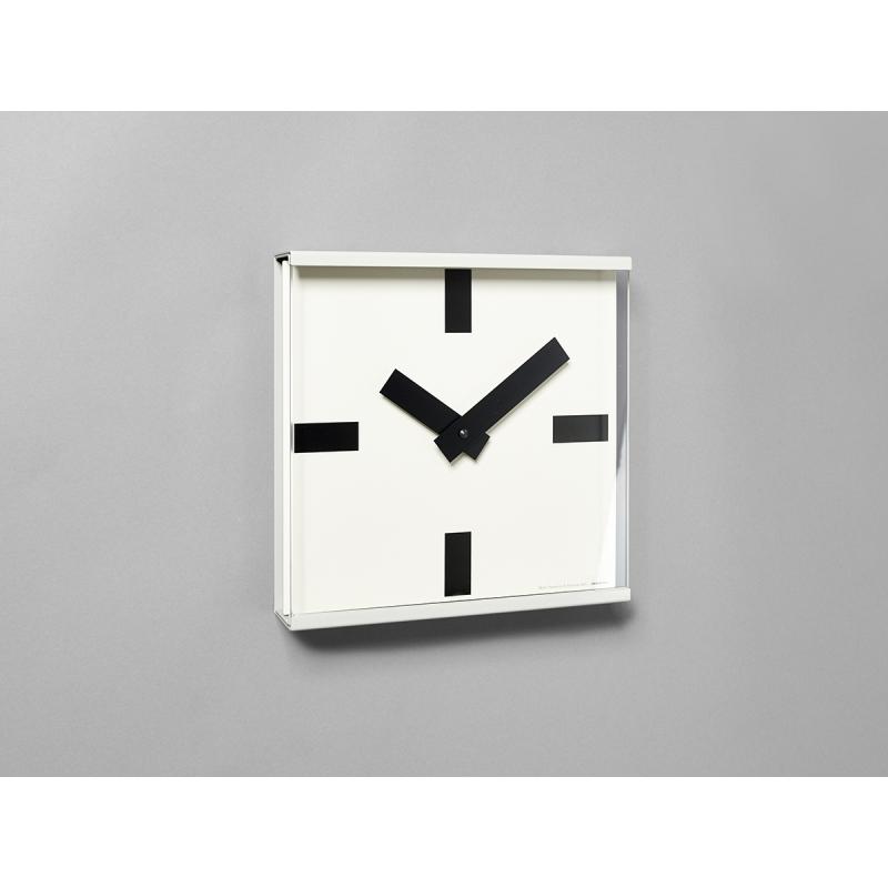 Horloge 24 hours blanche horloges for Horloge blanche design