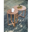 Table Haute - DELTA-COFFEE - Chêne - Livraison Offerte