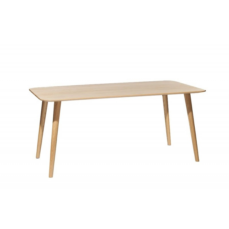 Table - MALMO - Chêne - Livraison Offerte