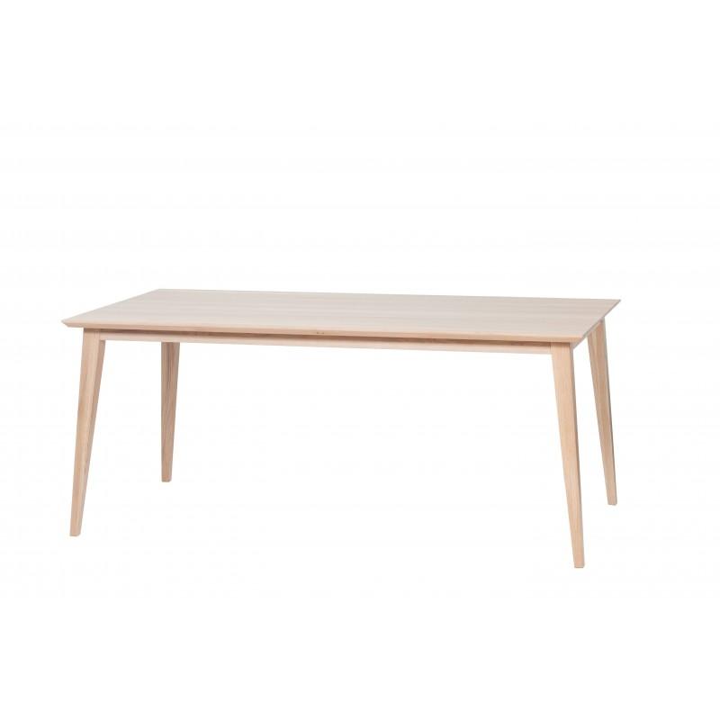 Table - JUTLAND - Hêtre - Livraison Offerte