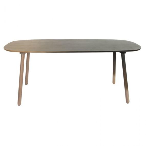 Table - OMBREE - Noire - Livraison Offerte