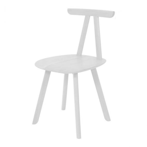 Chaise - JUKA - Chêne Blanc - Livraison Offerte