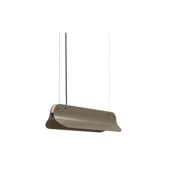 Suspension - LONG SHADE 400 - Gris - Livraison offerte