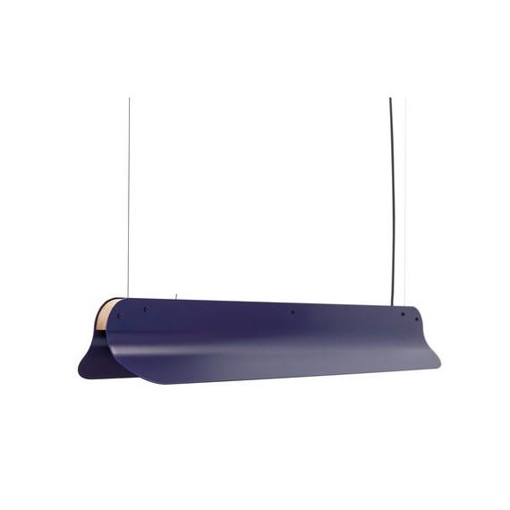 Suspension - LONG SHADE 800 - Bleu - Livraison offerte