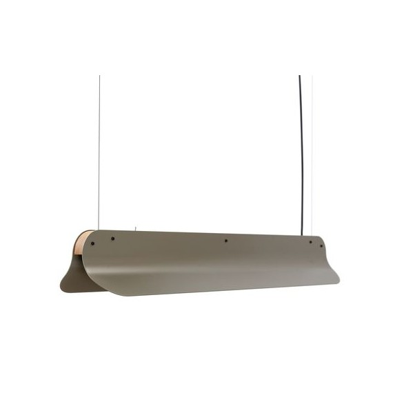 Suspension - LONG SHADE 800 - Gris - Livraison offerte
