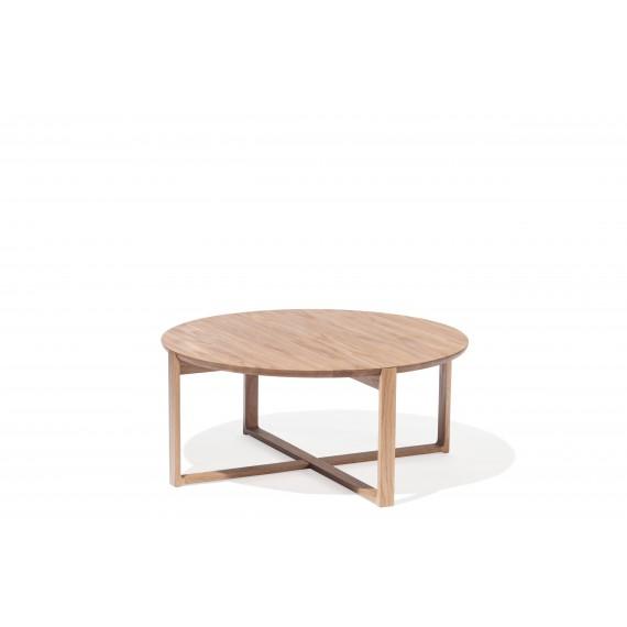 Table Basse - DELTA-COFFEE - Chêne - Livraison Offerte