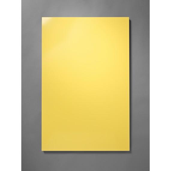 Panneau d'affichage aimanté - BILLBOARD - Jaune