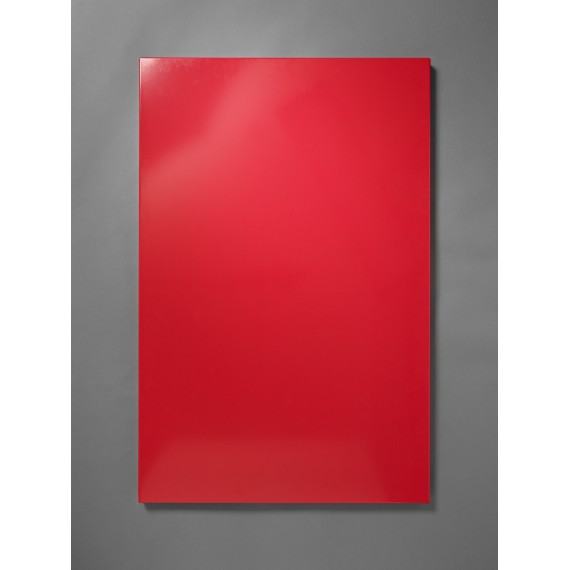 Panneau d'affichage aimanté - BILLBOARD - Rouge