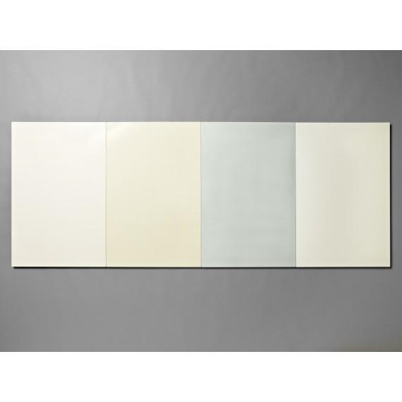 Panneau d'affichage aimanté - BILLBOARD - Blanc