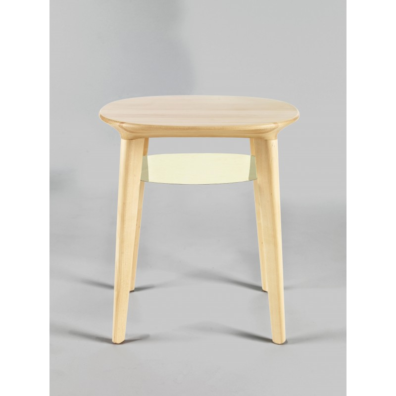 Table d'appoint - ESTHER - Bouleau - Livraison Offerte