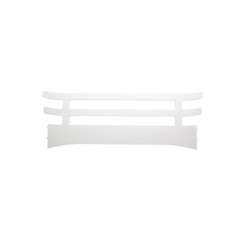 Barrière pour Lit Junior - LEANDER - Hêtre Blanc - Livraison