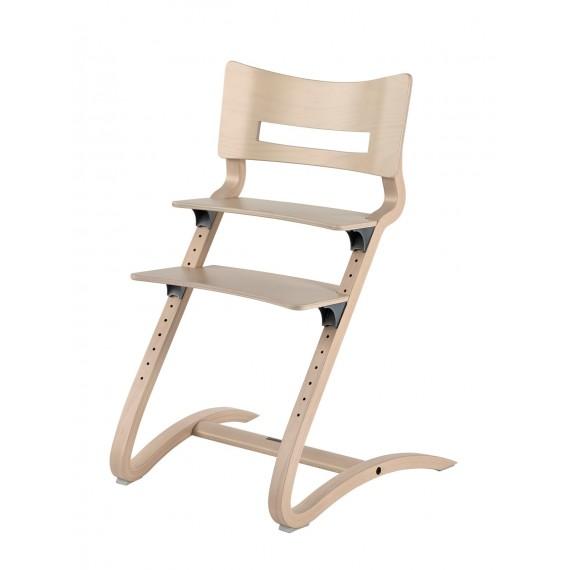 Chaise Haute - LEANDER - Hêtre Cérusé