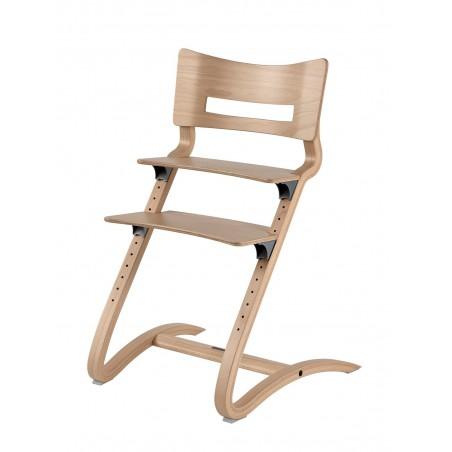 Chaise Haute - LEANDER - Hêtre