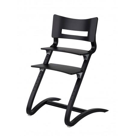 Chaise Haute - LEANDER - Hêtre Noir