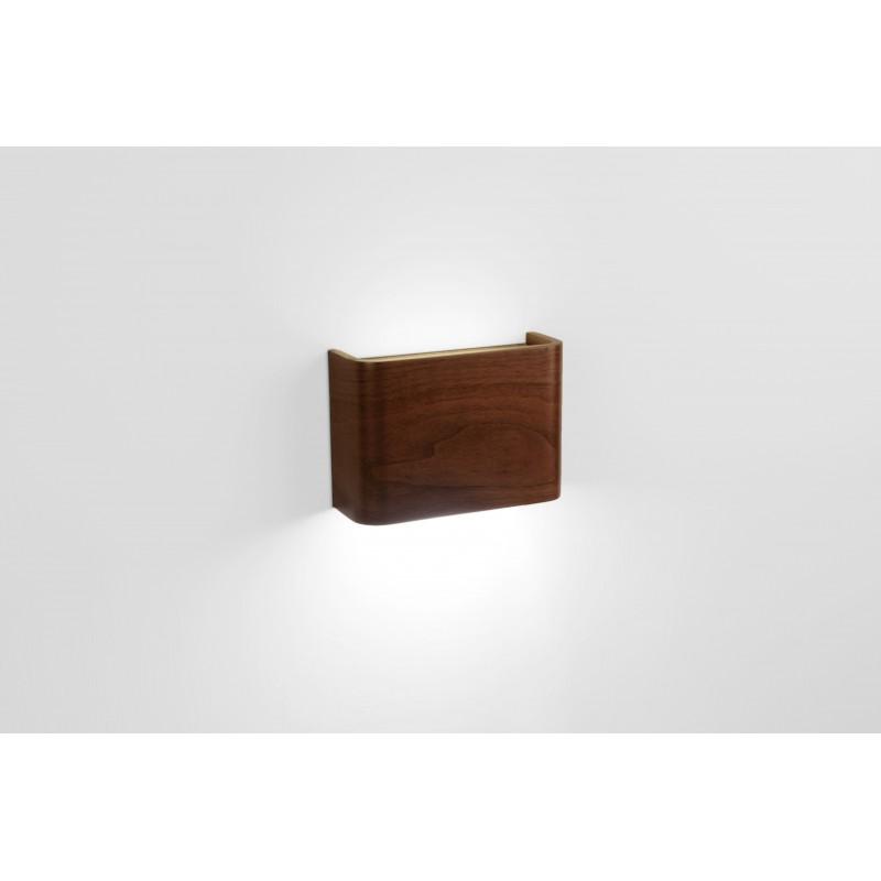 Lampe - SLICES Classic - Noyer - Livraison Offerte