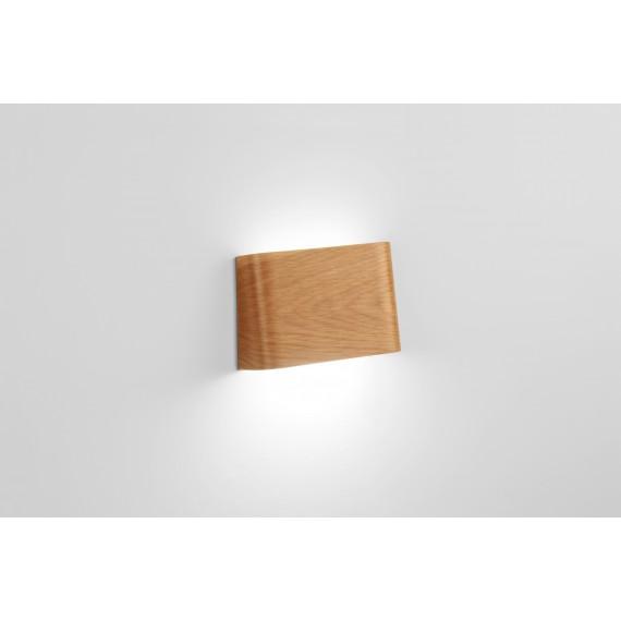 Lampe - SLICES Down - Chêne