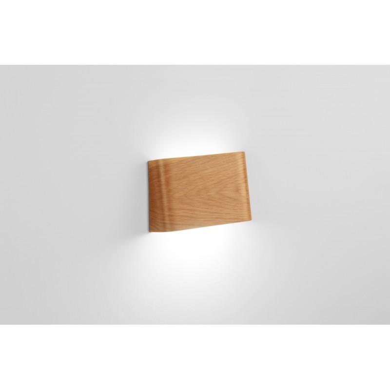 Lampe - SLICES Down - Chêne - Livraison Offerte