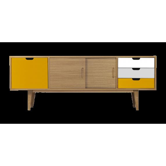 Enfilade - OSS Yellow - Chêne