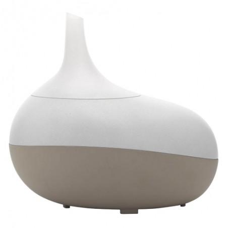 Diffuseur Aromatique - AURORA - Blanc/Marron