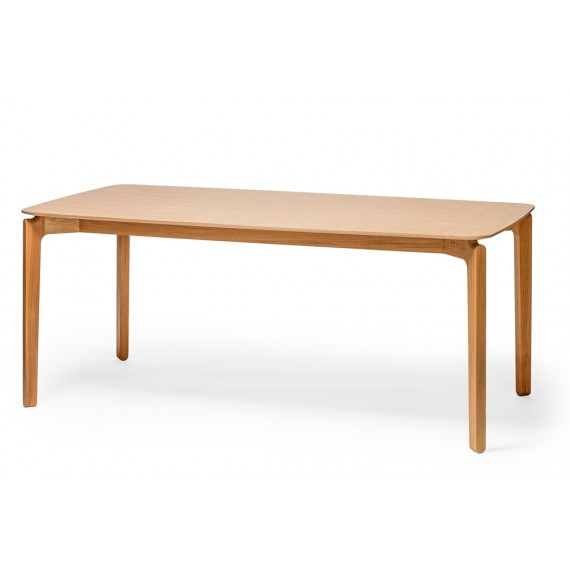 Table - LEAF - Chêne - Livraison Offerte