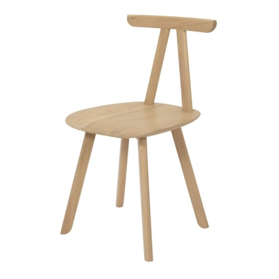 Chaise - JUKA - Chêne Naturel