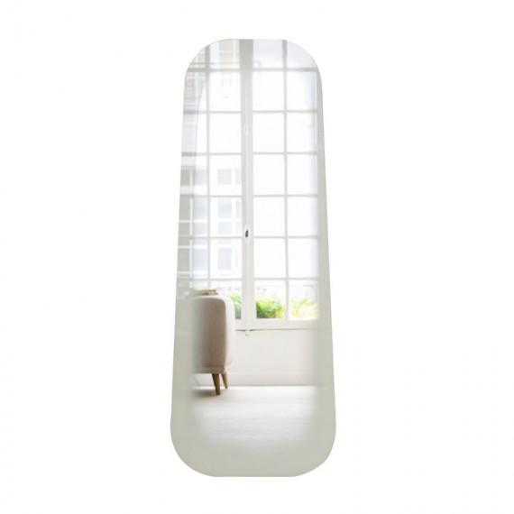 Miroir - FADING - Blanc - Livraison Offerte