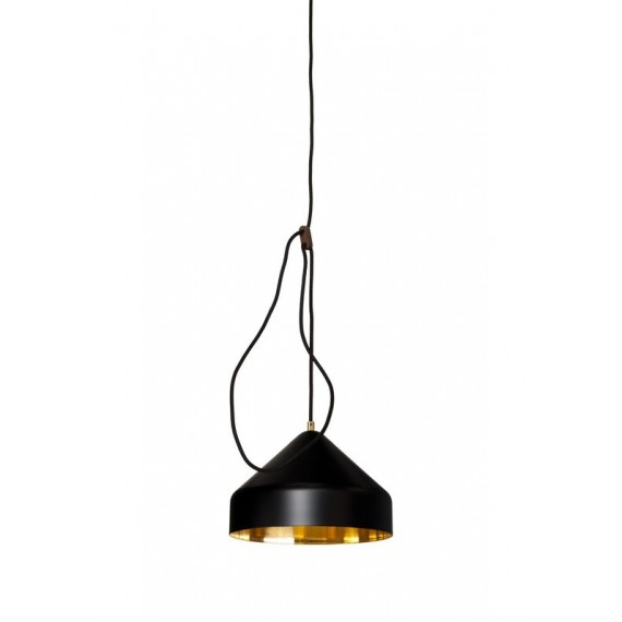 Suspension - LLOOP - Laiton - Noir