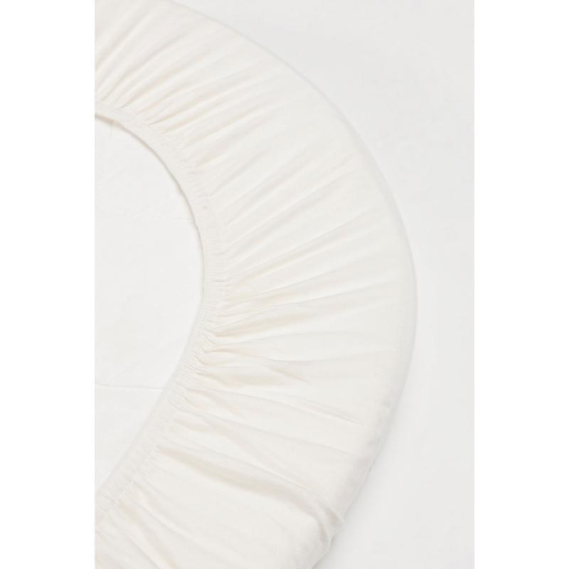 drap housse pour berceau leander rose x2. Black Bedroom Furniture Sets. Home Design Ideas
