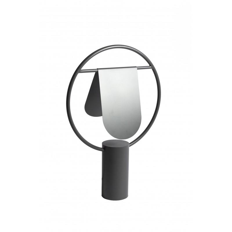 Lampe - ANAE - Gris - Livraison offerte