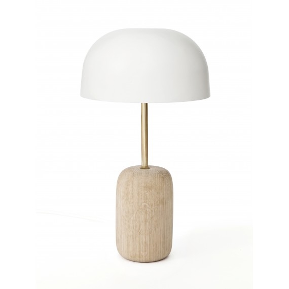 Lampe - NINA - Blanc - Livraison offerte