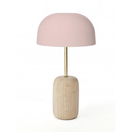 Lampe - NINA - Rose