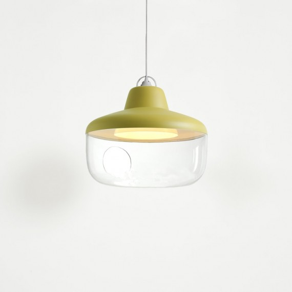 Suspension - FAVOURITE THINGS - Jaune - Livraison offerte