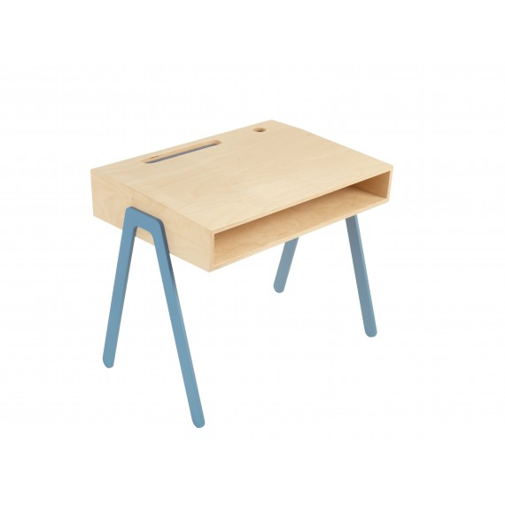 Bureau Enfant Small - IN2WOOD - Bleu