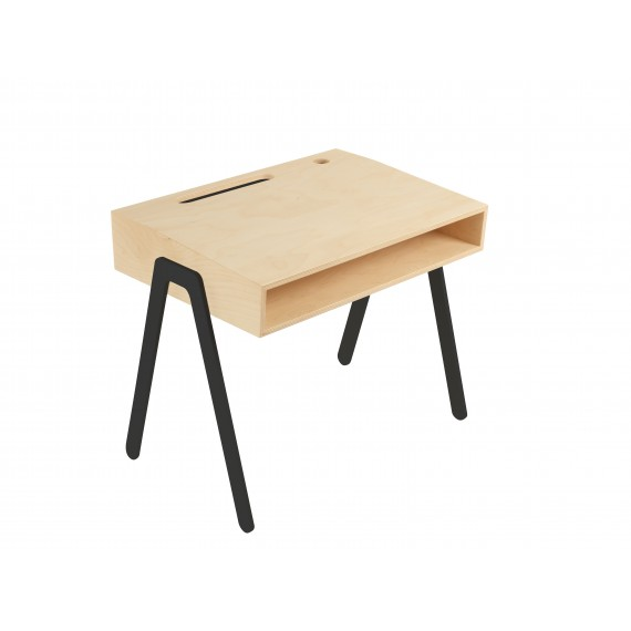 Bureau Enfant Small - IN2WOOD - Noir