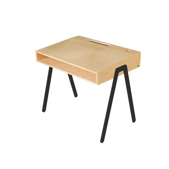 Bureau Enfant Large - IN2WOOD - Noir