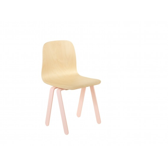 Chaise Enfant Small - IN2WOOD - Rose