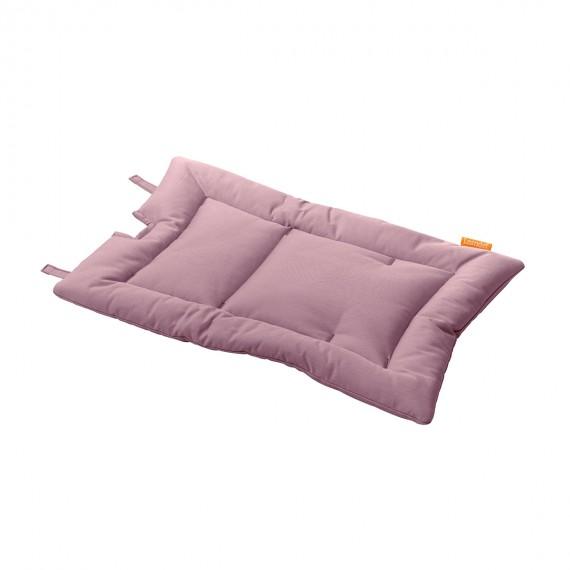 Coussin pour Chaise Haute - LEANDER - Rose - Livraison offerte