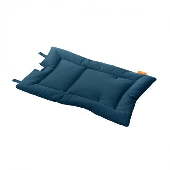 Coussin pour Chaise Haute - LEANDER - Bleu Foncé - Livraison